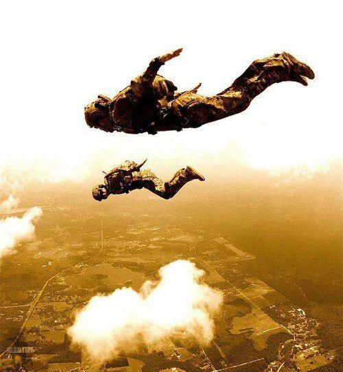 HALO jump
