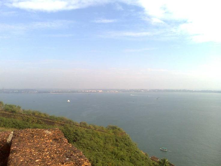 Taken from Goa Fort