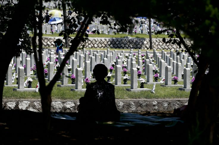 memorial day in korea 2015