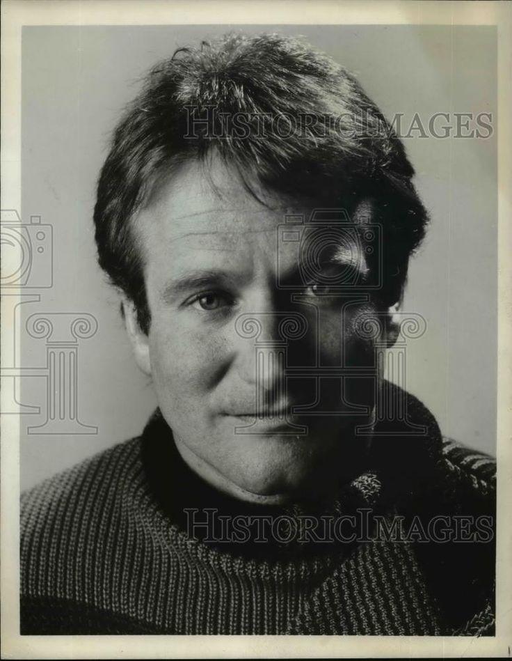 1991 Press Photo, Robin Williams