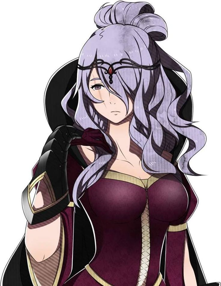 Queen Camilla - I like this redesign of her and she should've took over instead of Leo in Conquest.