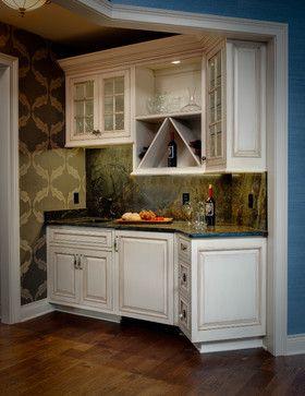 kitchen wet bar | Ann Arbor Traditional Kitchen/Wet Bar Project