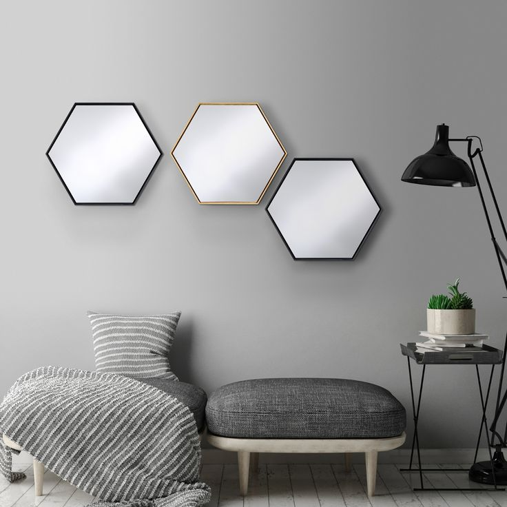 LINA OAK HEX and LINA BLACK HEX (lifestyle) from Deknudt