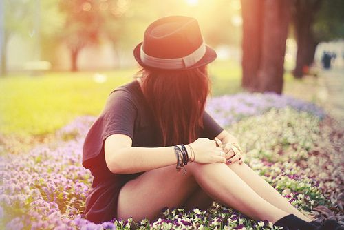 That sun makes me want to go outside!: Fedoras Hats, Hairs Photography, Girls Generation, Outfit, Inspiration Pictures, Girls Hairs, Boho, Sun Hats, Flower Photography