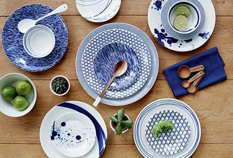 New pacific from Royal Doulton