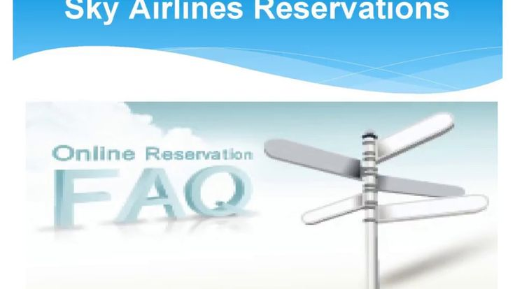 Sky Airlines Reservations | 1-888-701-8929 | Customer Service Number