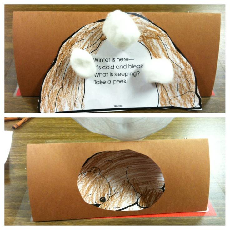 191 best images about hibernation migration adaption on for Hibernation crafts for kids