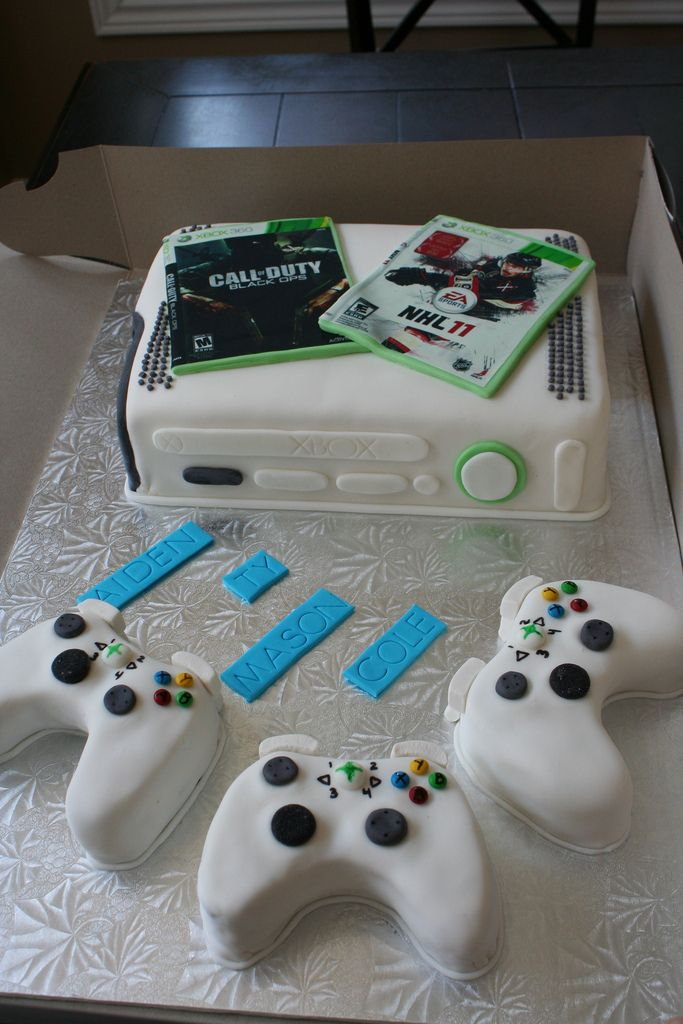 I would totally be cool, if I can pull this off lol!  Video Game Cake