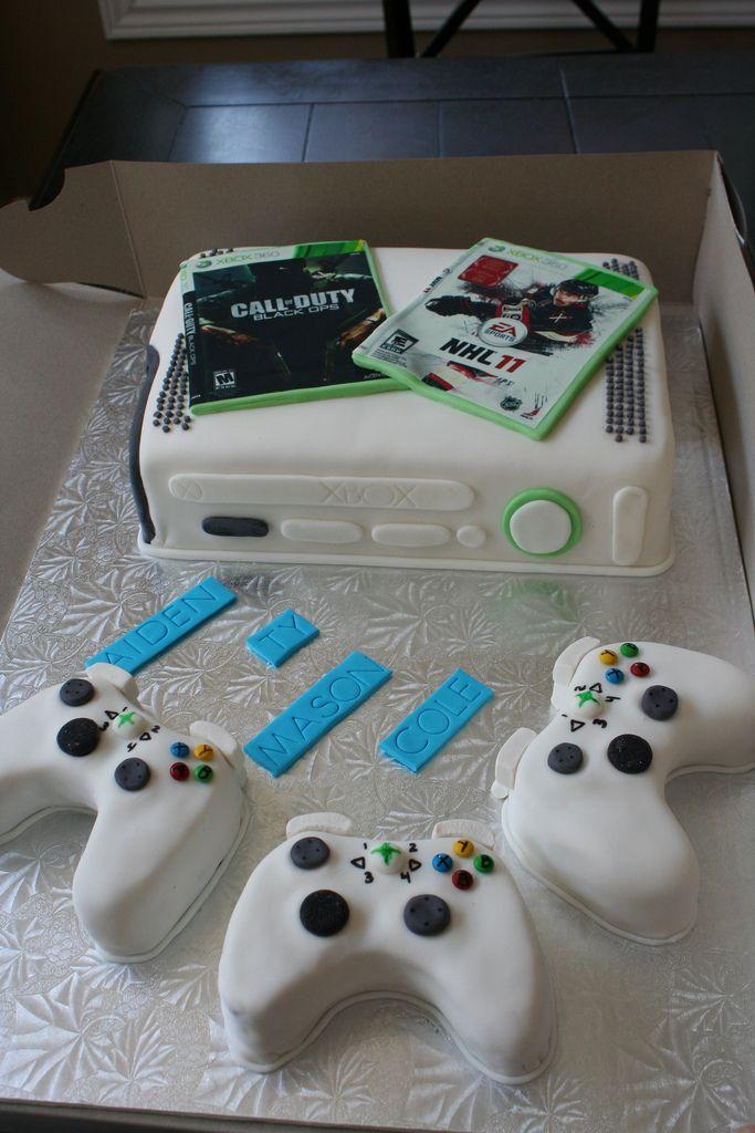 Video Game Cake                                                                                                                                                      More