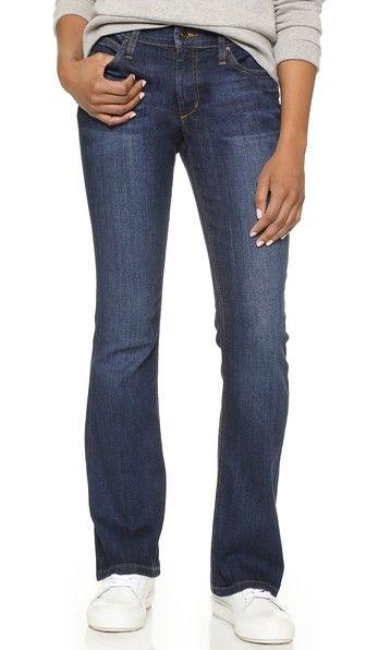 JOE'S JEANS Provocateur Petite Boot Cut Jeans. #joesjeans #cloth #dress #top #shirt #sweater #skirt #beachwear #activewear