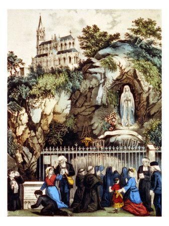 56 Best Images About Lourdes France On Pinterest
