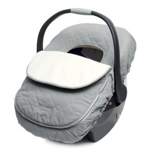 Winter car seat cover by JJ Cole