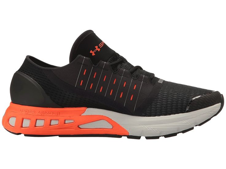 Under Armour UA Speedform Europa Men's Running Shoes Black/Glacier Gray/Phoenix Fire