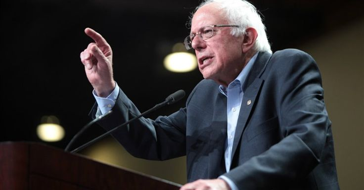 In a Senate Budget Committee meeting Wednesday, Vermont Senator Bernie Sanders aimed a hostile line of questioning at Deputy Director of the White House Office of Management and Budget nominee Russell Vought.