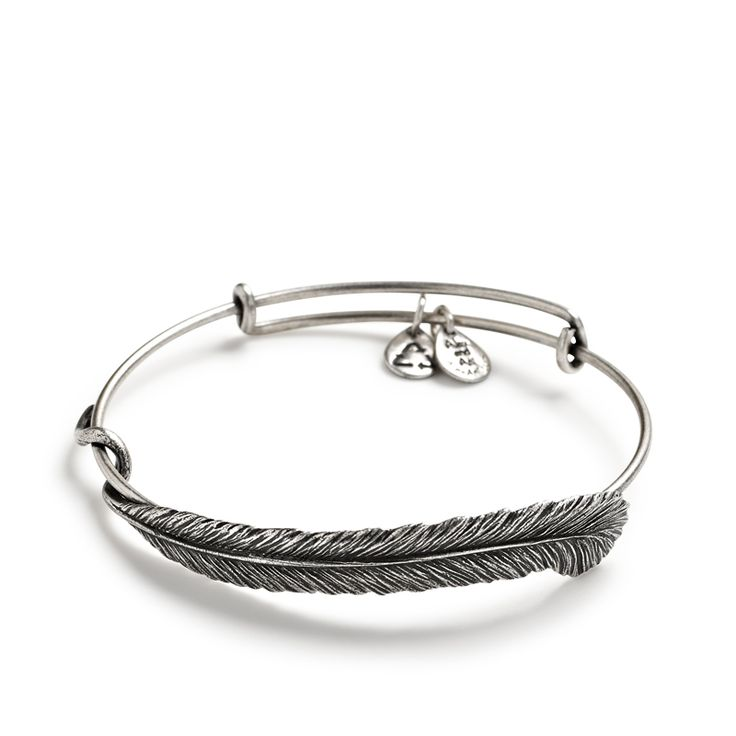Alex and Ani Plume Feather Wrap....want!!!!