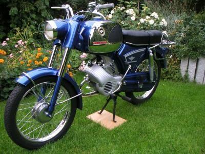 Zündapp C50 Sport Typ 517-02 von 1968