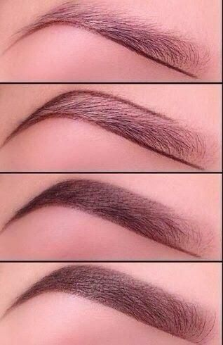 Perfect Eyebrows - genius!!!