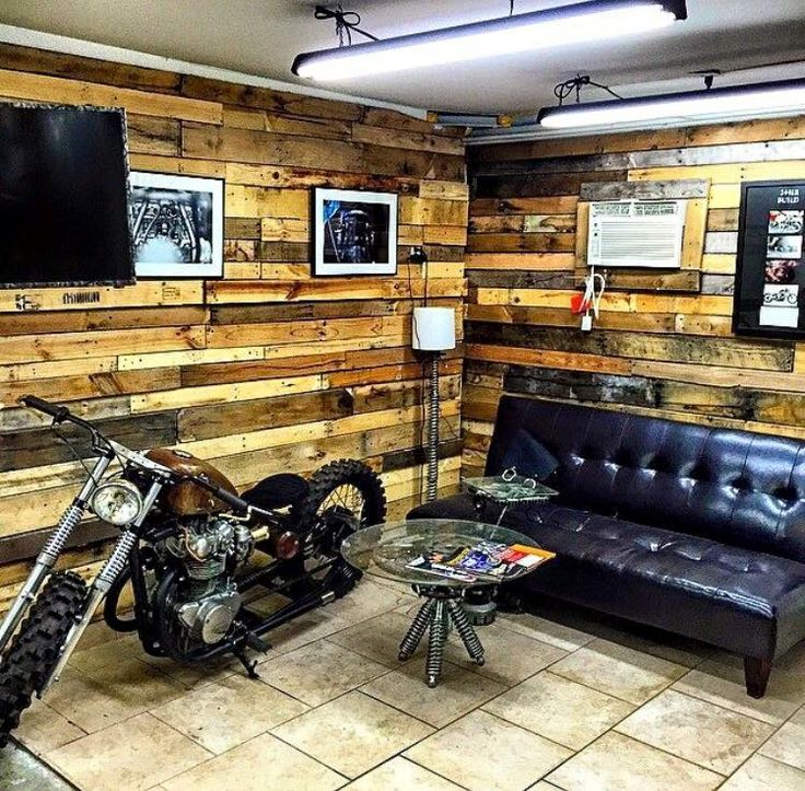25 Best Ideas About Dream Garage On Pinterest: 136 Best Motorcycle Or Car In My Home Images On Pinterest