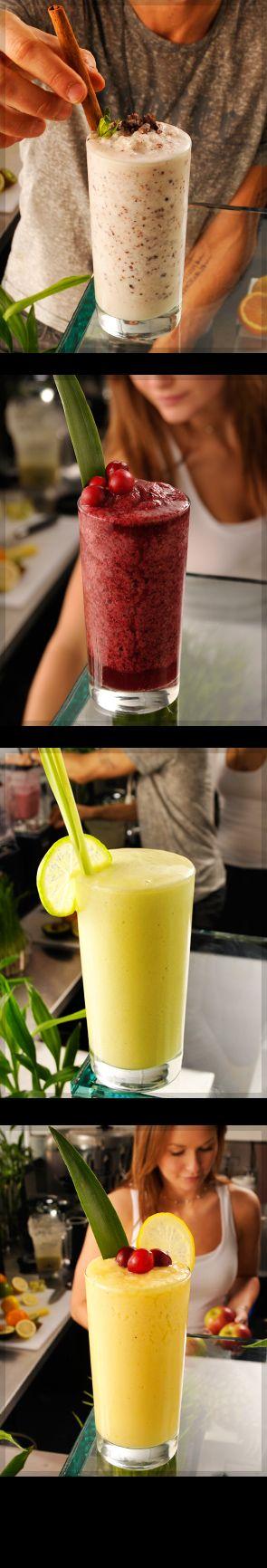 Blends | Thrive Juice Bar