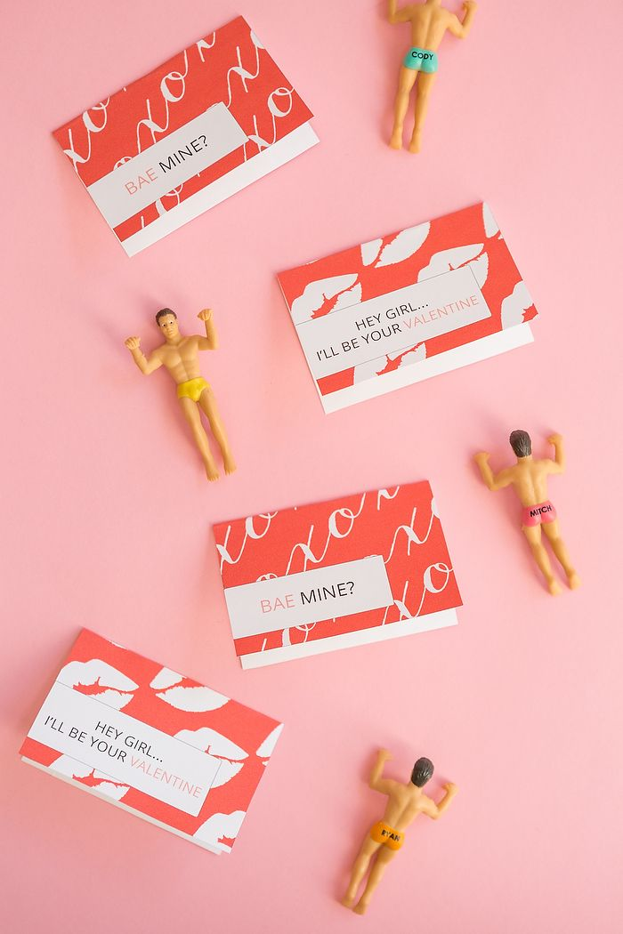 DIY Valentine Favors For Your Girlfriends