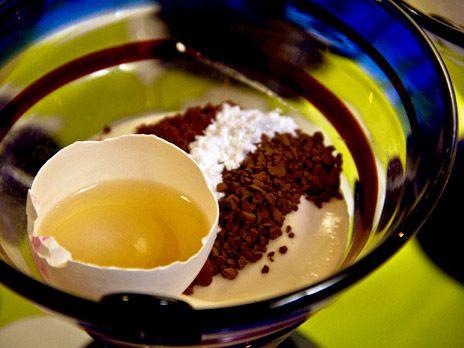 Äggtoddy med smak av konjak, kaffe och choklad | Recept.nu