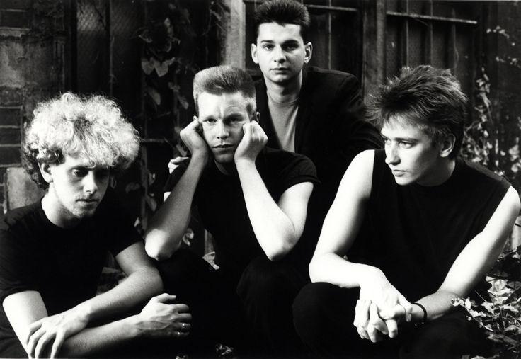 1980's Depeche Mode