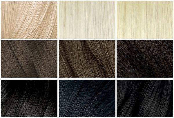 цвет волос для холодного цветотипа - Поиск в Google