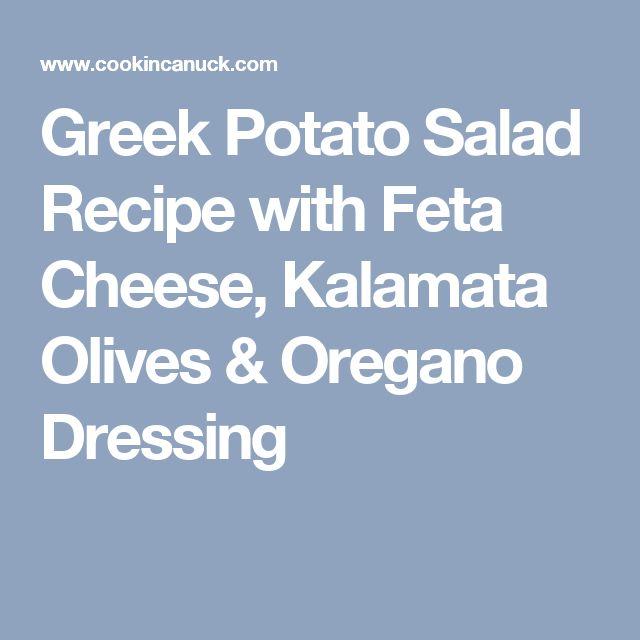 Best 20+ Greek Potato Salads ideas on Pinterest | Healthy ...