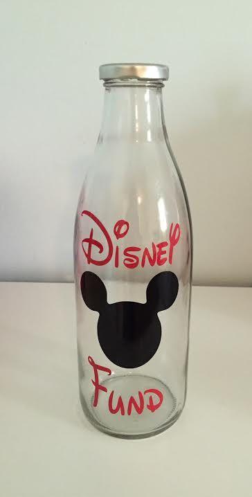 Disney Fund Jar