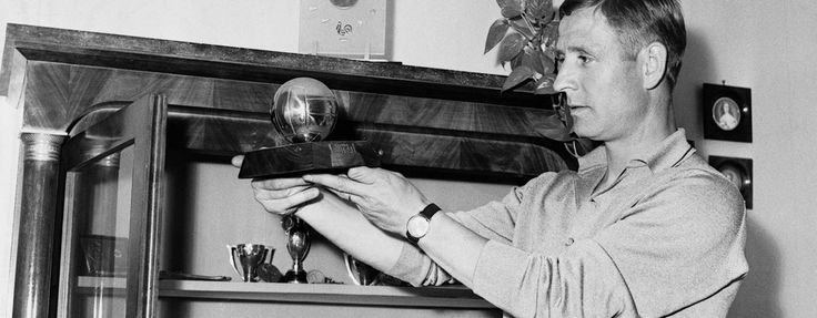 1958 - Raymond Kopa - France Nationalspieler