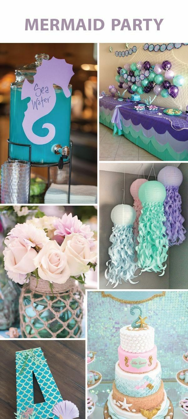 Mermaid party ideas, mermaid party, under the sea birthday party, mermaid birthday party, mermaid party decorations, mermaid party diy, mermaid party ideas diy, mermaid party food, Mary Tardito channel, DIY Hobby and Lifestyle, crafts ideas, mermaid party food ideas, mermaid party favors, mermaid birthday theme, mermaid birthday cake ideas