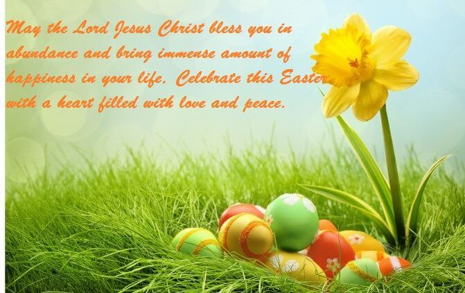 Happy Easter Messages & Easter SMS   Easter Wishes Messages