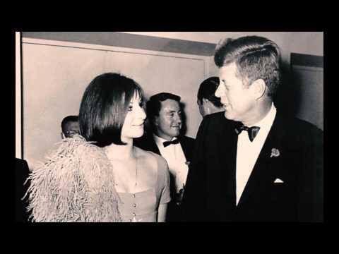 JFK & Barbra Streisand