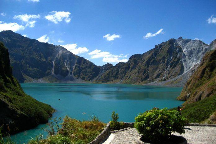 Mount Pinatubo Lake, Philippines