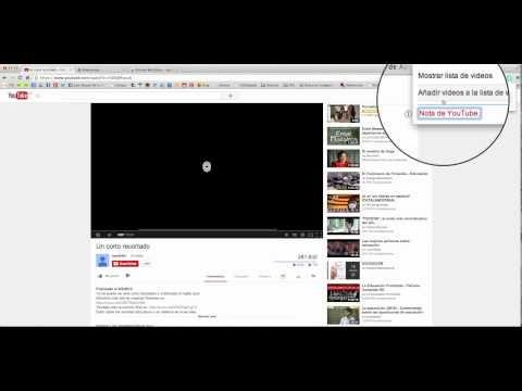 Tutorial para descargar vídeos de cualquier plataforma y guardarlos en vuestros PC.