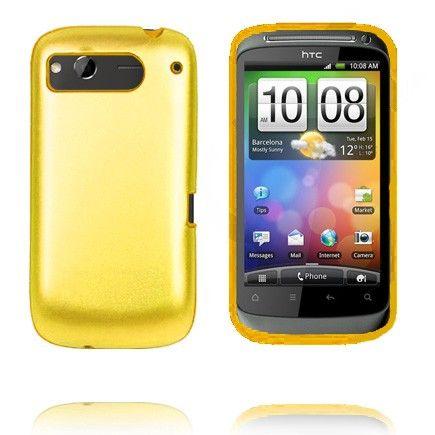 Desire S Guard (Kulta) HTC Desire S Suojakuori