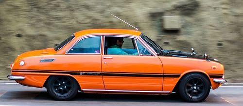 1969-1970 Isuzu Bellett GTR Coupe