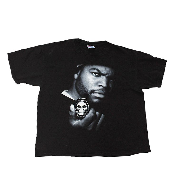 Web Exclusive ~ Now online... Go to our website to see this and more!! Vintage original 1992 Ice Cube - The Predator-