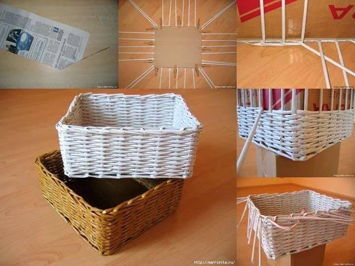 cestini di carta