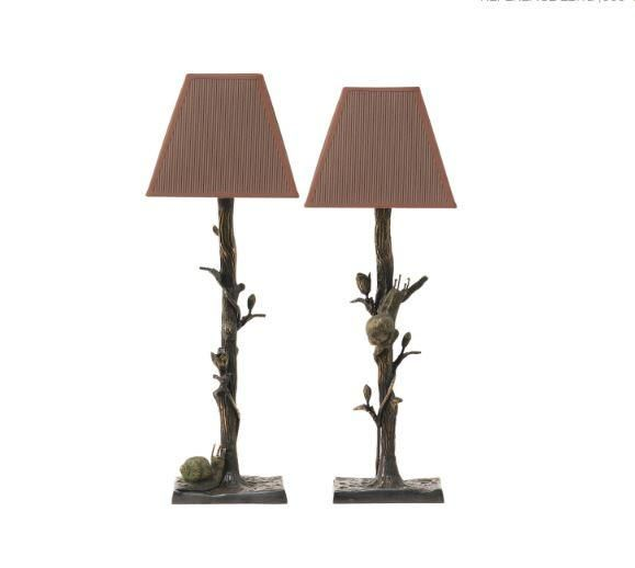 Perfect lamps for bedside table or side table. Beautifully detailed. #tablelamp