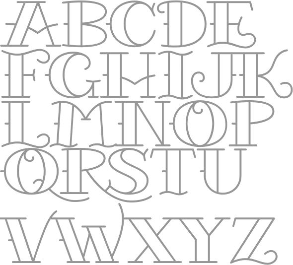 7 best fonts images on pinterest calligraphy cool fonts Cool caligraphy fonts