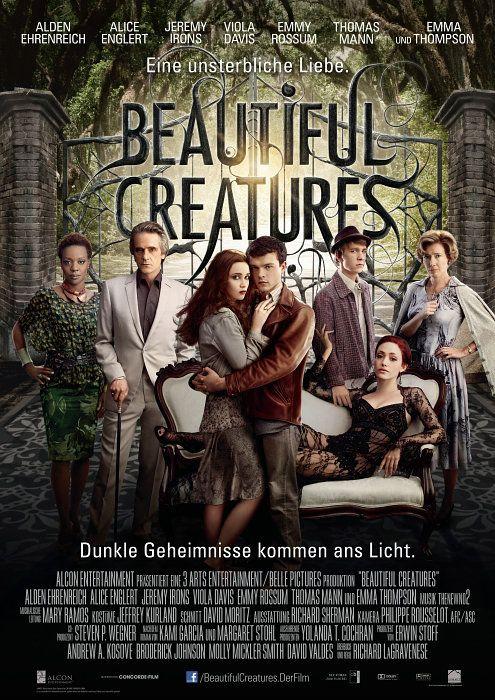 Poster zum Film: Beautiful Creatures - Eine unsterbliche Liebe