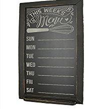 Farmhouse menu board Chalkboard menu