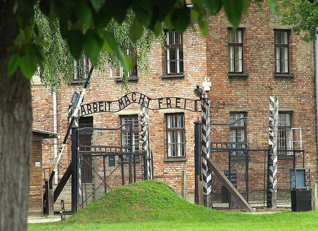 Arbeit Macht Frei - Auschwitz I   Flickr - Photo Sharing!