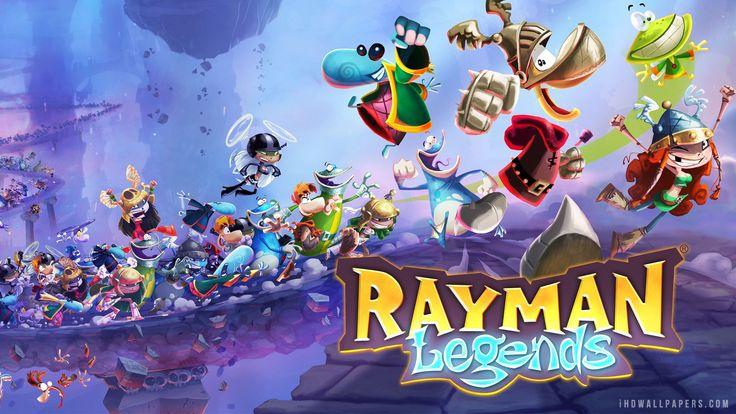 <b>Rayman</b> Legends Wallpaper - WallpaperSafari | Adorable ...
