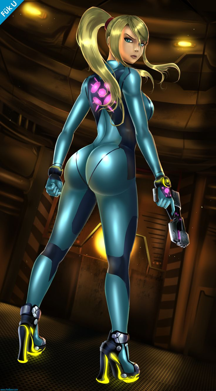Zero Suit | Metroid | Know Your Meme
