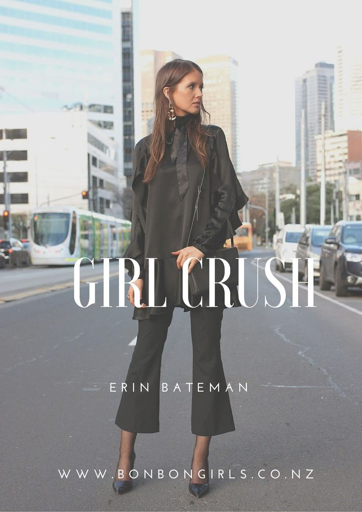 GIRL CRUSH INTERVIEW ERIN BATEMAN
