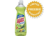 No Clipping with SavingStar ECoupon :FREEBIE: 12.6 oz. Ajax® Dish Liquid : #CouponAlert, #Coupons, #E-Coupons Check it out here!!