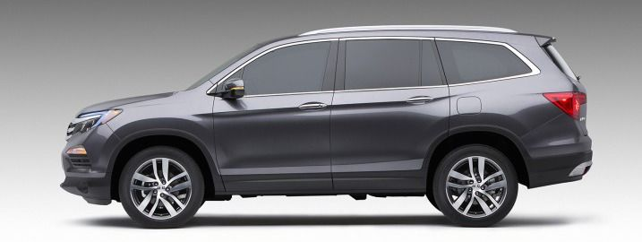2016 Honda Pilot: This Is It