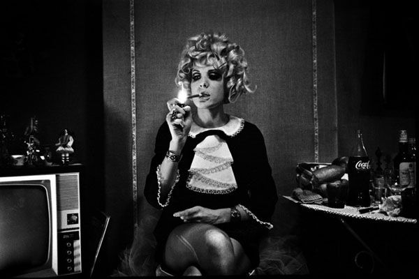 1967   Sabrina [Parisian prostitute] - Christer Strömholm.